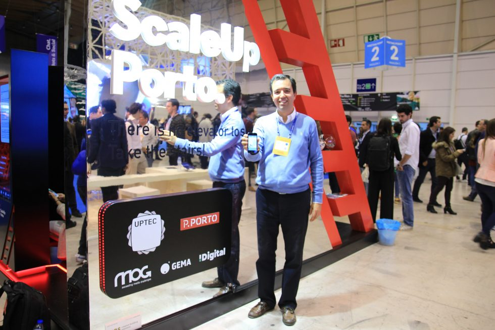 ScaleUp Porto // Web Summit