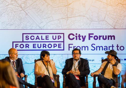 ScaleUp For Europe