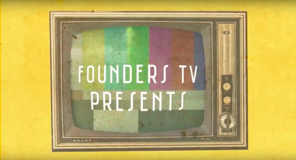 Convocatória Aberta // Está Lançada A Founders TV