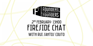 fireside-chat Rui Santos Couto