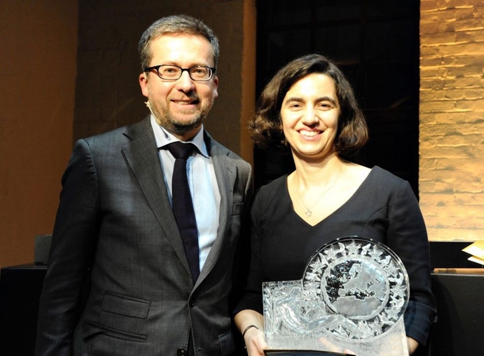 Veniam Co-founder, Susana Sargento, Won 2016 EU Prize For Women Innovators