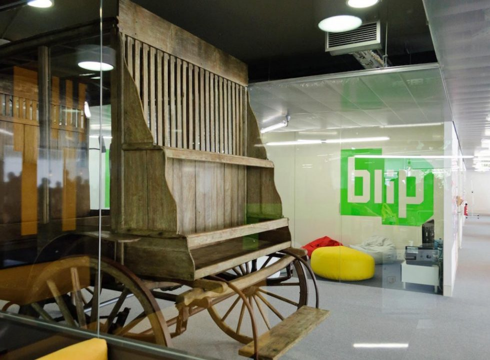 Where Fun Meets Hard Work, Tech And Growth: Meet Blip!
