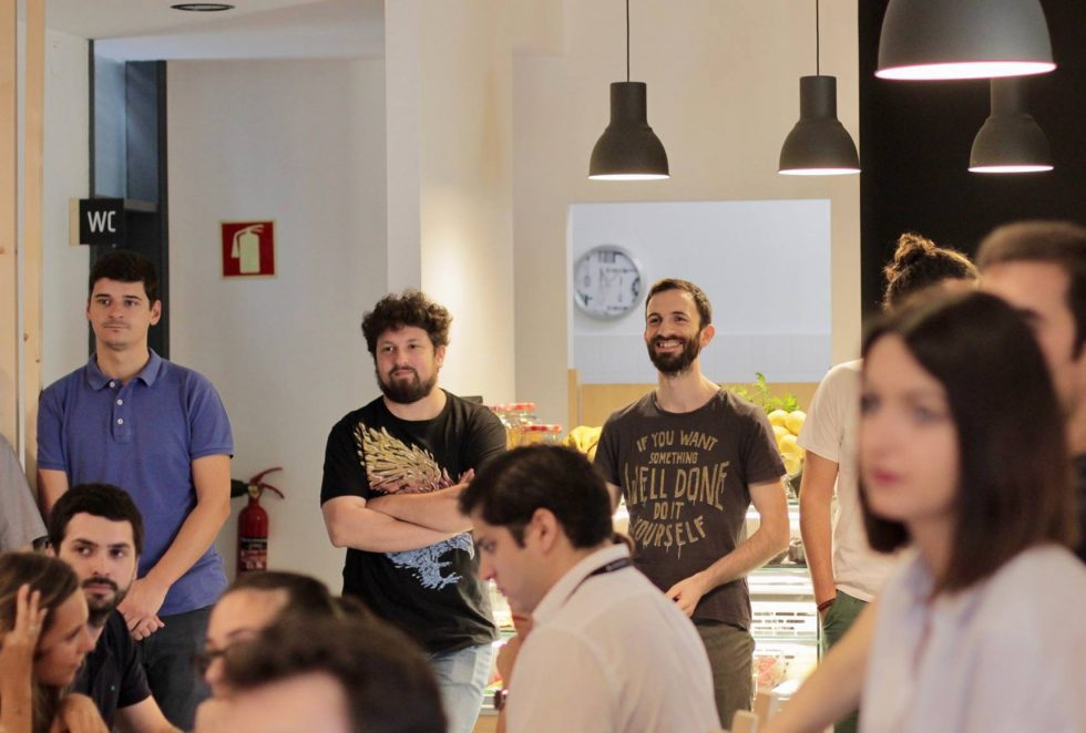 Preparem-se Para A Nova Convocatória Aberta Do ScaleUp Porto.