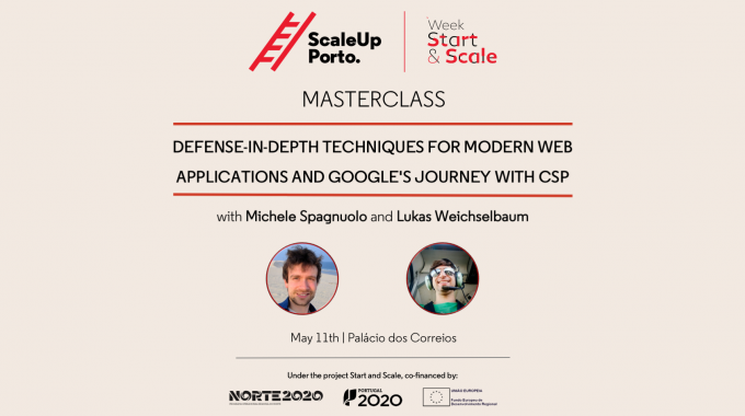 14:30 - 17:30 | Masterclass: Defense-in-depth Techniques For Modern Web Applications And Google's Journey With CSP