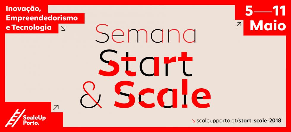 A Semana Start & Scale Está De Volta Para 7 Dias De Inovação, Empreendedorismo E Tecnologia