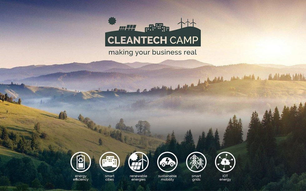 Cleantech Camp, A Apoiar Energias Limpas No Porto E Barcelona