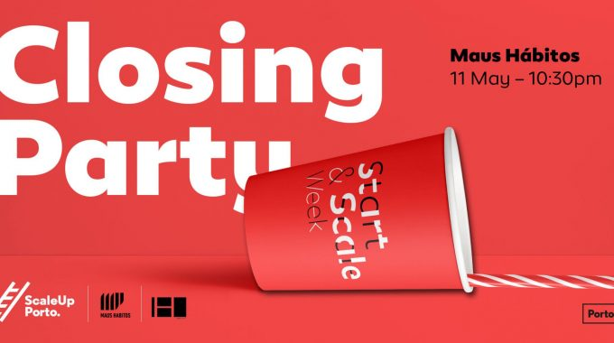 22:30   Closing Party - Start & Scale Week 2018