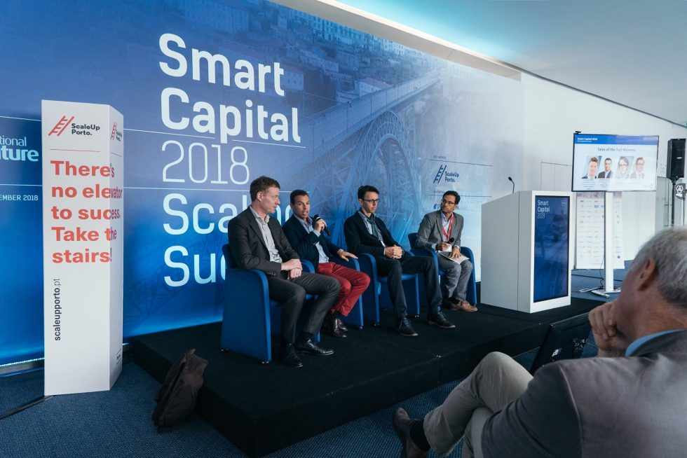 Talks, Meetings And Dragons At Smart Capital 2018
