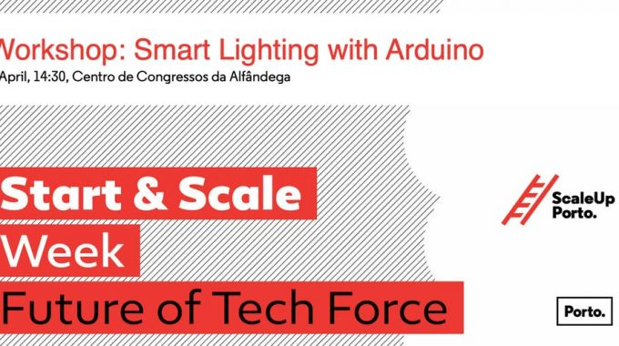 14:30 - 17:30 | Workshop: Smart Lighting With Arduino